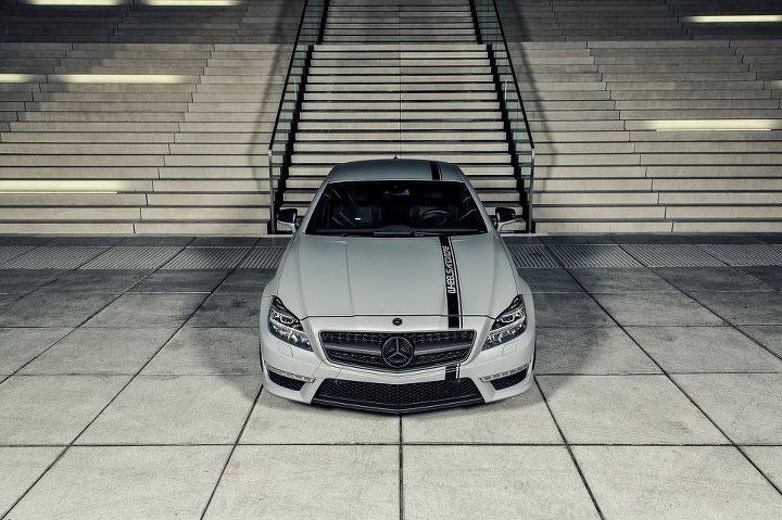 Mercedes-Benz CLS63 AMG získal 700 koní od Wheelsandmore 8