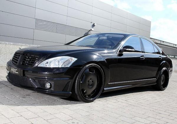 Mercedes-Benz S550 získal pár úprav od MEC Design 1