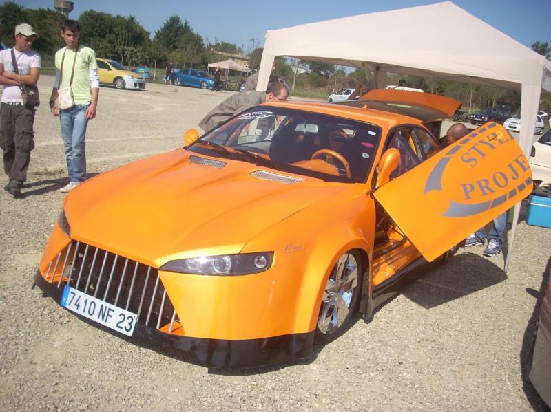 Opel Calibra prodělal několik radikálních úprav 1