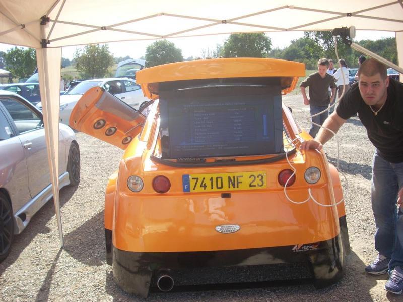 Opel Calibra prodělal několik radikálních úprav 2