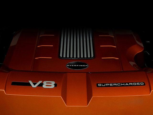 Tuneři Overfinch udělali sportovní Range Rover Sport 7