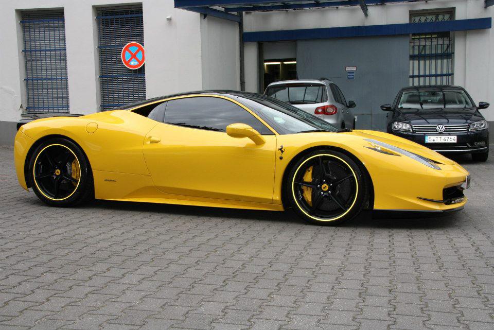 Ferrari 458 Italia jako General Consul od TC Concepts 3