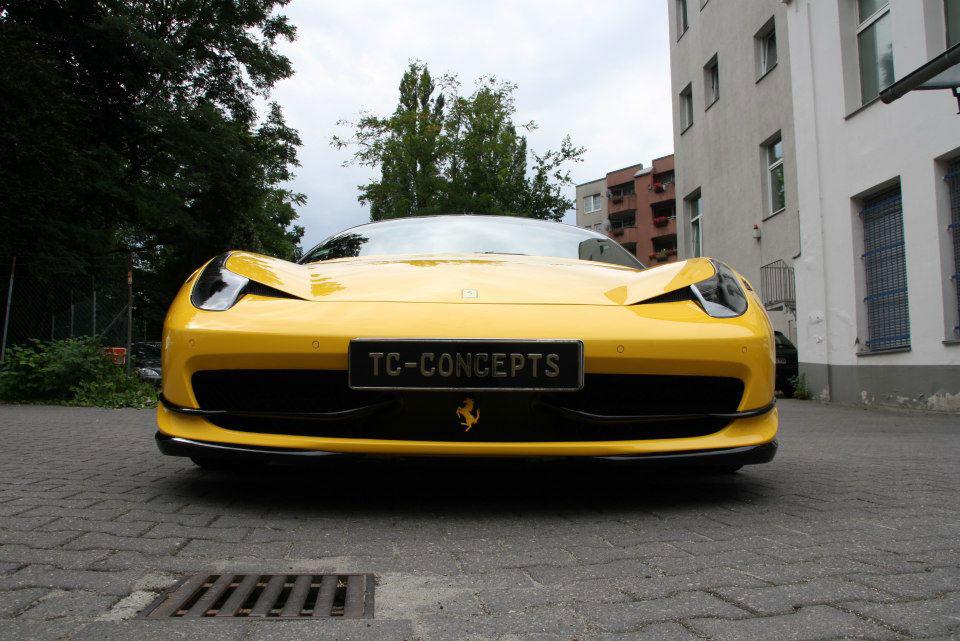 Ferrari 458 Italia jako General Consul od TC Concepts 4