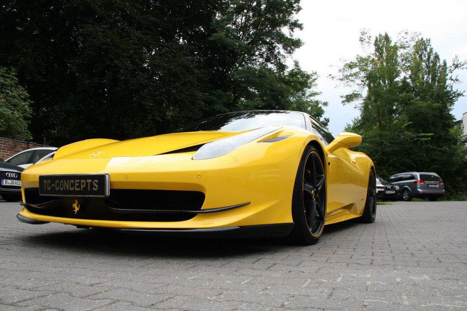 Ferrari 458 Italia jako General Consul od TC Concepts 7