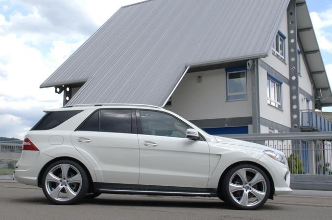Hofele-Design poladili Mercedes-Benz M a pojmenovali ho Starcruiser GT 550 6