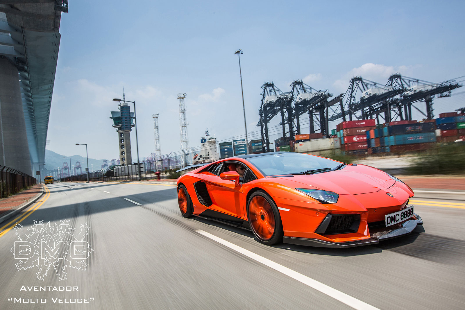 Lamborghini Aventador s výkonem 900 koní od DMC 3