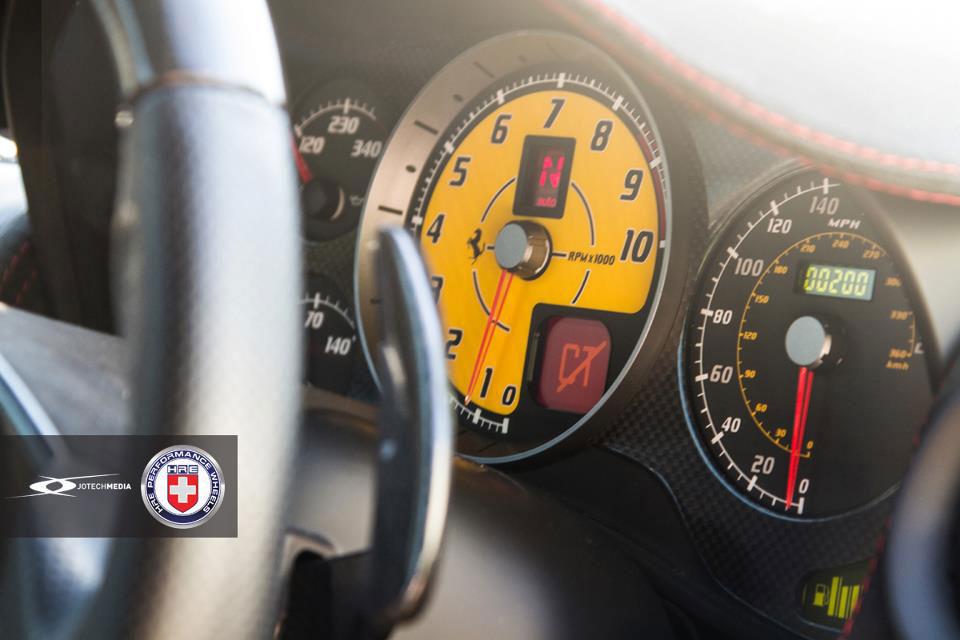 Našlapané Ferrari 430 Scuderia s výkonem přes 1000 koní 6