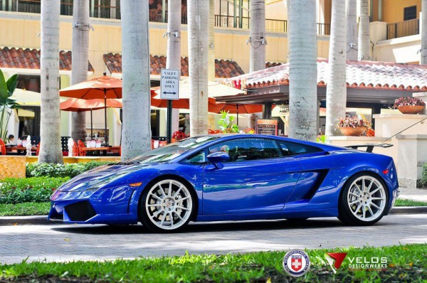 Povedené Lamborghini Gallardo přijíždí z USA 1