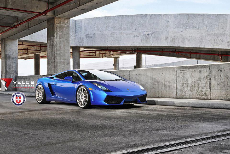 Povedené Lamborghini Gallardo přijíždí z USA 2