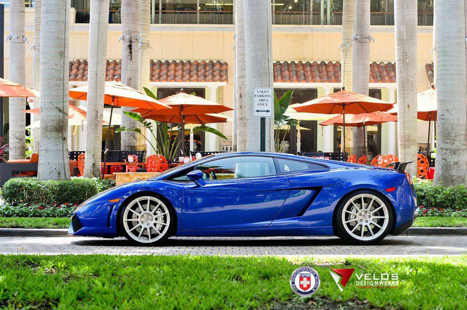 Povedené Lamborghini Gallardo přijíždí z USA 3