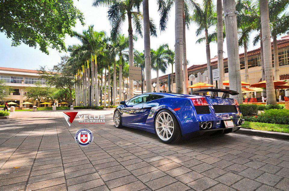 Povedené Lamborghini Gallardo přijíždí z USA 4