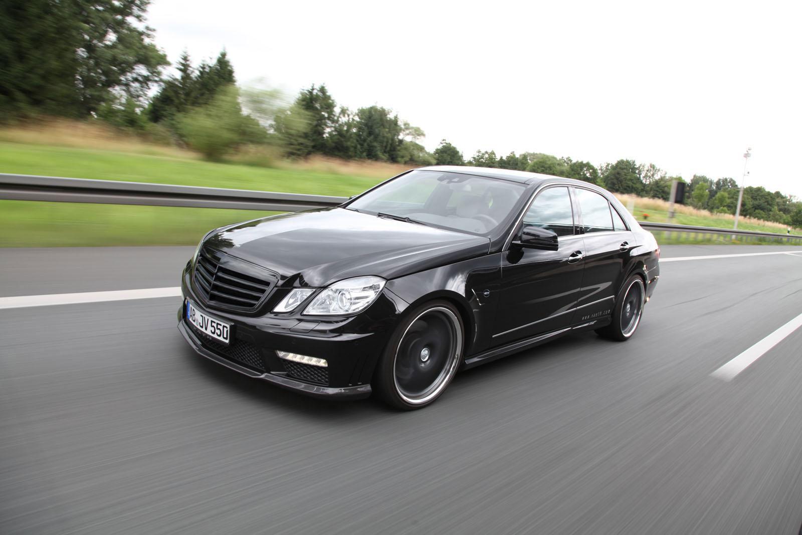 Tuneři Vath Automobiltechnik poladili Mercedes-Benz E-500 3