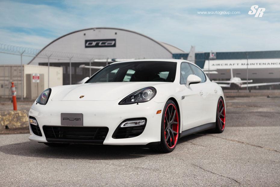 Porsche Panamera GTS The Crimson Crusader od SR Auto Group 7