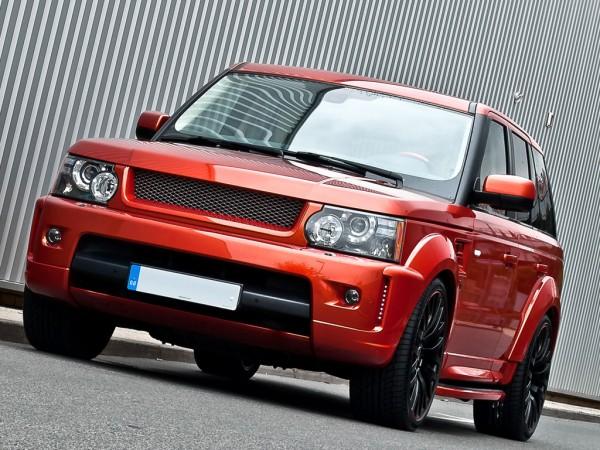 Tuneři Project Kahn poladili Range Rover 1