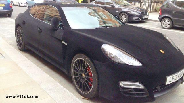 Velvet Porsche Panamera