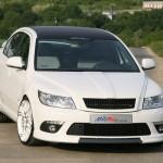 Škoda Octavia RS podstoupila vyladění u Milotecu