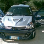 Renault Clio (tuzing)