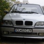 BMW 3 po rumůnsku (tuzing)