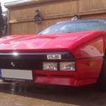 Replika Ferrari 308 GTO za 170 000 Kč