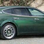 Unikátní Maserati Quattroporte Shooting Brake z roku 2009 jde do dražby