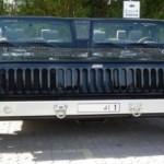 Siamský Jeep Wrangler