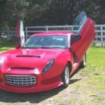 Tuzing: Ford Mustang, aneb červená obluda