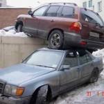 Jak se správně parkuje