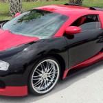 Replika Bugatti Veyron je konečně zde