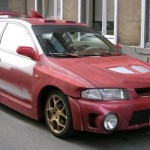 Mazda 323 – by chtěl být rally závoďák