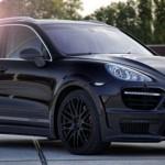 Porsche Cayenne v úpravě od Prior Design