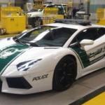 Lamborghini Aventador pro Dubajskoů policii