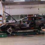 Poslední fotografie z historické továrny Aston Martin (11 fotek)