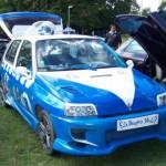 Renault Clio – pro milovníka delfínů