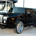 Kříženec HUMMER H2 a Rolls Royce Phantom