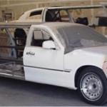 Jak se vyrábí americké dlouhé limuzíny