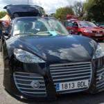 Peugeot 306 s obří tlamou a vířivku v kufru