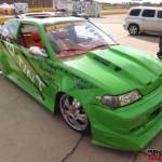 Honda Civic – zběsilý žabák
