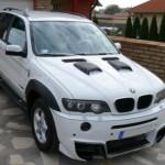 BMW X5: oběd tuzingu