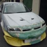 Renault Safrane – předělán k nepoznání