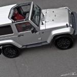 Project Kahn vytvořil Jeep Wrangler Targa pro expedice