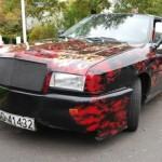 Audi 80 předělán k nepoznání