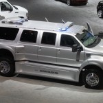Ford F650 limuzína