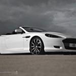 Aston Martin DB9 Volante od Project Kahn