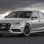 Audi A4 s výkonem 435 koní od ABT