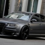 Audi S8 Superior Grey Edition: vyladěno od Anderson Germany