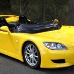 Australský elektromobil Arcspeed