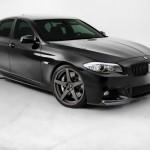 BMW 5 s vyladěným vzhledem od Vorsteiner