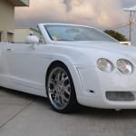 Skvělá replika Bentley na základě Chrysleru Sebring