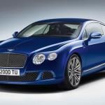 Bentley Continental GT Speed bude mít svou premiéru v Goodwoodu
