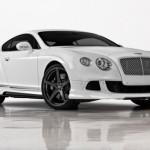 Bentley Continental GT jako Vorsteiner BR-10
